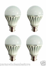 Branded Set Of 4 - 18Watt High Quality Led Bulb White Cool Safe Light 1260Lumens