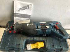 Bosch GSA 1100E 1100W RECIPROCATING SAW 110V
