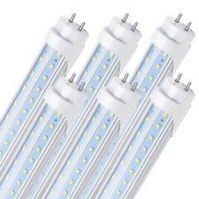 4-100PCS T8 LED Tube Light Bulbs Bi Pin 4FT G13 6000K 22W~60W Shop Light Bulb