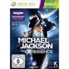 Michael Jackson the Experience Xbox 360 English dance kinect game German pack