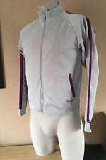 Troy lee designs femmes survêtement veste bleu clair avec violet détail taille l