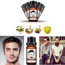 Men Natural Facial Fast Hair Beard Growth Oil Thicker Essence Mustache Fast Grow