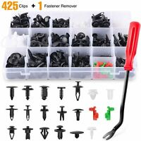 DOOR LOCK ROD CLIP KIT FOR GM FOR CHRYSLER FORD 12 Varieties /& 128 Pieces # 6864