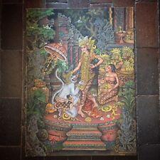 Bali Bild Indonesien Tempel Hindu Asia