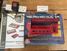 Clavia Nord Micro Modular synthétiseur-Synthétiseur