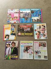 RARE One Direction Posters & Articles! Harry Styles Louis Tomlinson Liam Payne