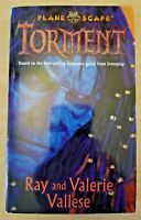 Planescape: Torment by Ray & Valerie Vallese (paperback novel, TSR)