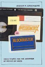 From Betamax to Blockbuster: Video Stores and the Invention of Movies -ExLibrary