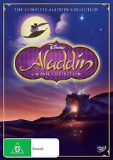 Aladdin (DVD, 2013, 3-Disc Set)