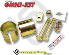 Massive OMNI-KIT Strut Shock Adapter Kit Focus Install 00-05 Springs on 06-11 Fr