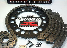 '08/16 CBR1000RR JT Z1R 520 X-RING EXTENDED CHAIN AND SPROCKETS KIT