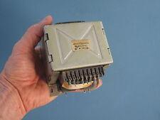 Vintage Amplifier Power Transformer 4320T38400A , 2 x 19Vac-27Vac-46Vac , #5