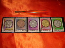 HUNGARY, A Complete Set of 1979 Postage Stamps 5v MNH
