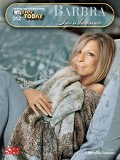 Barbra Love Is the Answer Sheet Music E-Z Play Today Book NEW 002501515