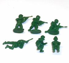 1980's Bluebird Toys - Zero Hour ~ ARMY WOLF PACK TROOPS (2nd Generation) - ????