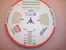 QTY (5000) 1206 180K Ohm 1/8W 5% CHIP RESISTORS CR32-184J ASJ PAPER REEL