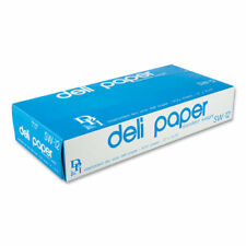 "Interfolded Deli Sheets, 12"" X 10 3/4"", 500 Sheets/Box, 12 Boxes/Carton"