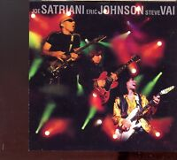 Joe Satriani - Eric Johnson - Steve Vai / G3 Live In Concert