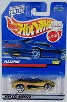 1997 Hot Wheels FLASHFIRE Vintage Retro Diecast Toy Car Collectible 90s NEW