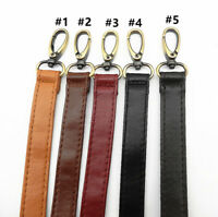 1.8cm Leather Replacement Crossbody Shoulder Purse Handbag Adjustable Bag Strap
