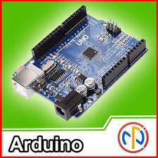 ARDUINO UNO REV 3 microcontrollore ATMEGA328P