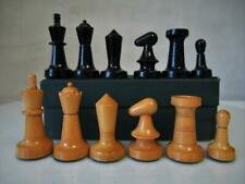 VINTAGE ART DECO UNICORN POVERTY CHESS SET K 69 mm ORIGINAL AND BOX
