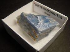 DISTENA (CIANITA) - Kyanite - Brasil - BRAZIL MINERAL MINERAUX  4x4 #A968