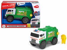 203304013 Dickie Garbage Truck Müllauto Auto Car Licht und Sound