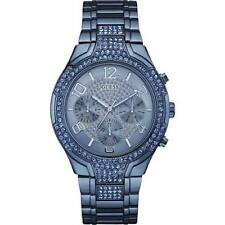 Guess Watch Stellar Ladies Sport Multi Blue Round W0628L6 Gift