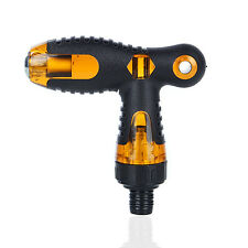 T-Handle Ratcheting Screwdriver Multifunction Telescopic Removable Hand Tool