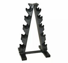 Cap Barbell A-Frame Dumbbell Weight Rack