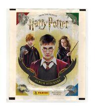 Harry Potter Saga Lot 40 Promo Packs Stickers + Cards Panini
