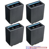 Kastar Replacement Battery Pack for CGA-D54 & Panasonic AG-HPX250P AG-HPX250PJ