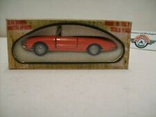 Alfa Romeo Duetto Spyder, 1966, orange, Mebetoys (Made in Italy) 1:43