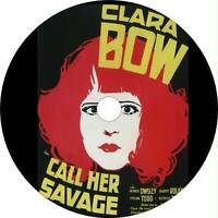 Call Her Savage (1932) Clara Bow, Gilbert Roland Drama Movie / Film DVD