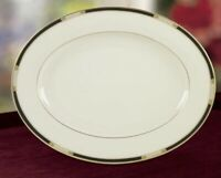 "Lenox Hancock Presidential Collection 16"" X-Large Platter - Fine Bone China"