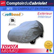 Housse Toyota MR / MR2 - SoftBond® : Bâche de protection mixte