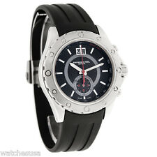 Raymond Weil Geneve Men's Black Dial Sport Chronograph Watch 8600-SR1-20001