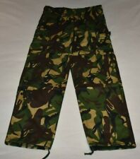 BRITISH ARMY MILITARY SOLDIER 95 DPM COMBAT CAMO CAMOUFLAGE TROUSERS NEW