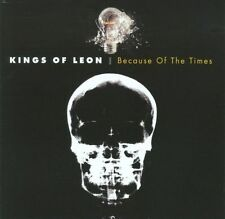 King Of Leon -  Because of the Times (2007)   CD NEU OVP