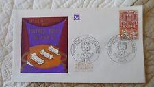 FDC Enveloppe Premier Jour - Cinquantenaire des petits lits blancs - 26/10/1968