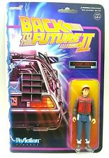 Back to the Future 2 FUTURE MARTY ReAction Figure w/ Hoverboard