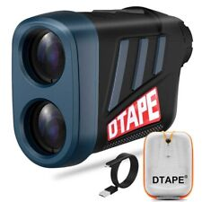 Pro Golf Rangefinder 656Yard With Slope Measurement 6X magnification +/-0.54 yrd