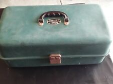 Rare Vintage UMCO 203U Fishing Tackle Box 3 Tray