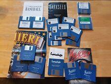 Commodore Amiga games and software