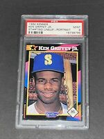 1992 Kenner Starting Lineup PSA 9 Low POP Ken Griffey Jr. Gorgeous HOF