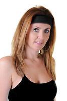 New Stretchy Gym Toweling Exercise Elastic Sports Sweat Headband/Hair band