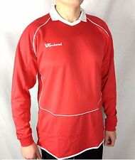 Vandanel Lima Football Training Tops Men L/XL Red White C462