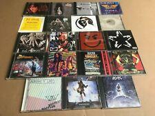 Metal Hard Rock 18 CD Lot AC DC Aerosmith Radiohead Rise Cooper Poison Bon Jovi