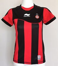 OGC NICE COTE D'AZUR 2012/13 S/S HOME SHIRT BY BURRDA SIZE BOYS 12 YEARS NEW